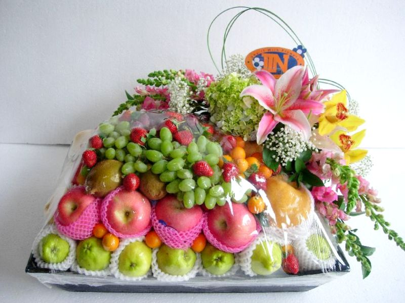 Kategory : Fresh Flower > Fruits & Fresh Flower